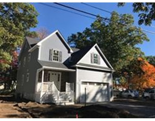 Single Family Home for Sale at 12 Starbird Avenue Lot 1 12 Starbird Avenue Lot 1 Tewksbury, Massachusetts 01876 United States