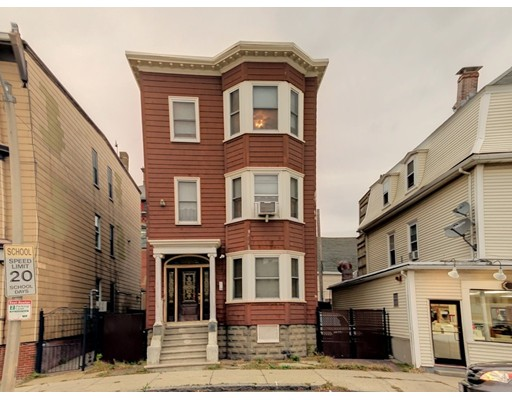 Multi-Family Home for Sale at 468 Saratoga Street 468 Saratoga Street Boston, Massachusetts 02128 United States