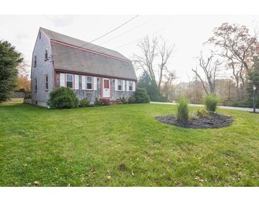 Maison unifamiliale pour l Vente à 3 Newton Street 3 Newton Street Fairhaven, Massachusetts 02719 États-Unis