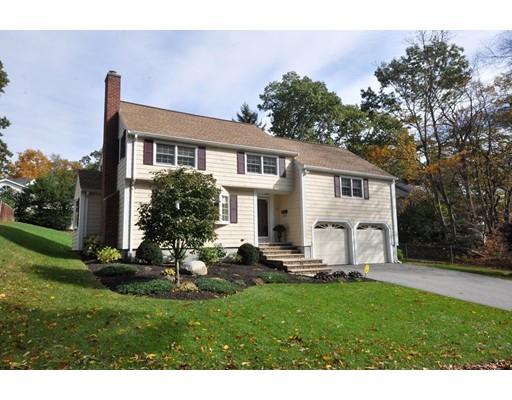 Casa Unifamiliar por un Venta en 151 Ridge Street 151 Ridge Street Arlington, Massachusetts 02474 Estados Unidos