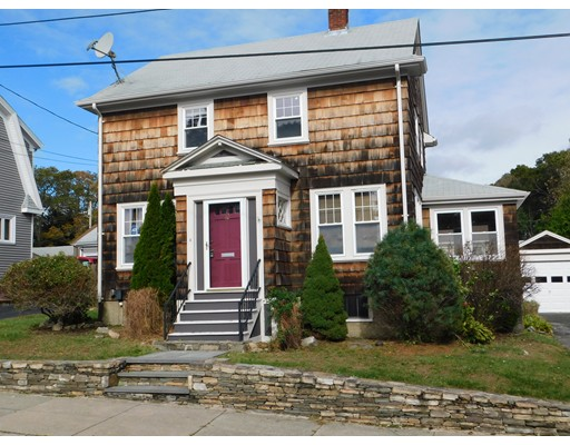 Single Family Home for Sale at 60 Harding Street Fall River, 02720 United States