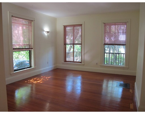 Single Family Home for Rent at 12 Howland Street Cambridge, Massachusetts 02138 United States