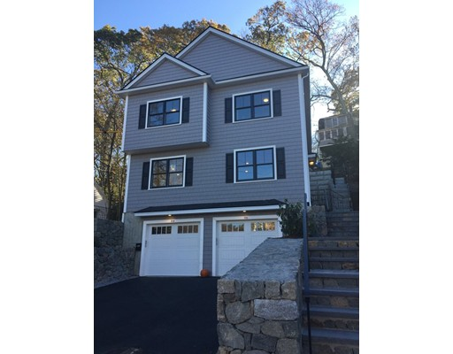 Condominium for Sale at 84 Paul Revere Road Arlington, Massachusetts 02476 United States