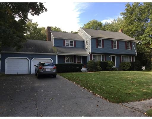 独户住宅 为 销售 在 34 Kerry Drive Mansfield, 马萨诸塞州 02048 美国