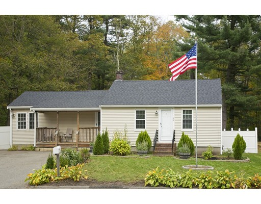 Single Family Home for Sale at 42 Pond Street 42 Pond Street Holbrook, Massachusetts 02343 United States