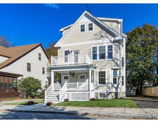 共管式独立产权公寓 为 销售 在 17 Lorette 波士顿, 马萨诸塞州 02132 美国