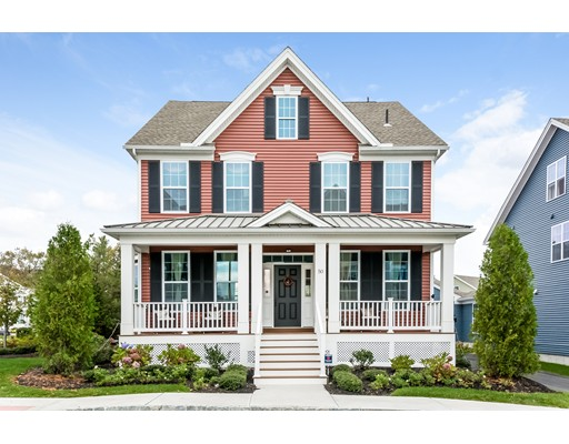 Single Family Home for Sale at 50 Townsend Blvd. 50 Townsend Blvd. Westborough, Massachusetts 01581 United States
