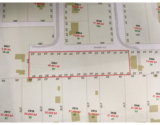 Land for Sale at 4 Grant Street Wilbraham, 01095 United States