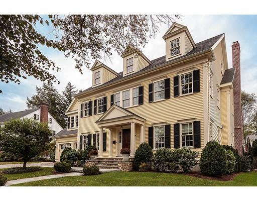 Casa Unifamiliar por un Venta en 18 Hastings Road 18 Hastings Road Belmont, Massachusetts 02478 Estados Unidos