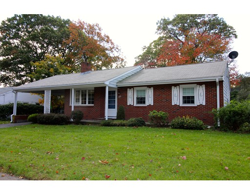 Single Family Home for Sale at 105 Kimball Road Dedham, 02026 United States