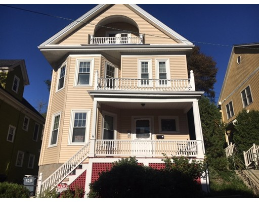 Single Family Home for Rent at 52 Tower Street Boston, Massachusetts 02130 United States