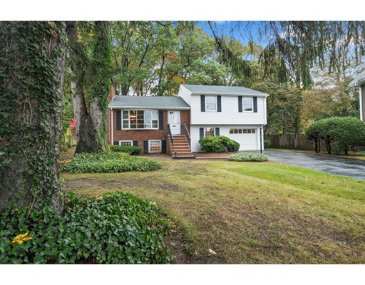 Частный односемейный дом для того Продажа на 39 Bow Street 39 Bow Street Woburn, Massachusetts 01801 United States