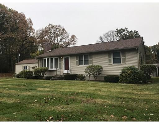 Частный односемейный дом для того Аренда на 104 Albemarle Rd #1 104 Albemarle Rd #1 Longmeadow, Массачусетс 01106 Соединенные Штаты