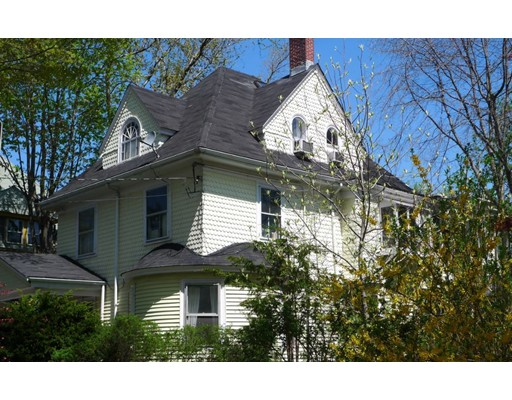 Single Family Home for Rent at 143 Winchester Brookline, 02446 United States