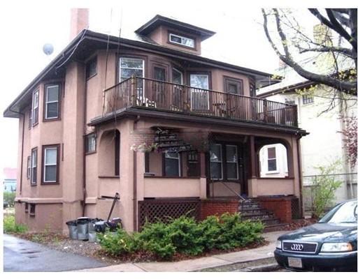 Casa Unifamiliar por un Alquiler en 42 Long Avenue Boston, Massachusetts 02134 Estados Unidos