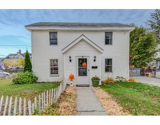 Single Family Home for Sale at 110 Washington 110 Washington Marlborough, Massachusetts 01752 United States