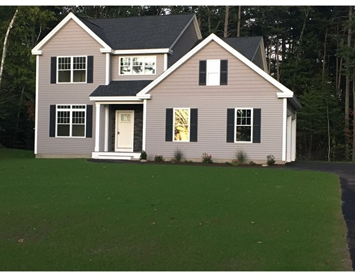 Single Family Home for Sale at 127 Charles Bancroft 127 Charles Bancroft Litchfield, New Hampshire 03052 United States