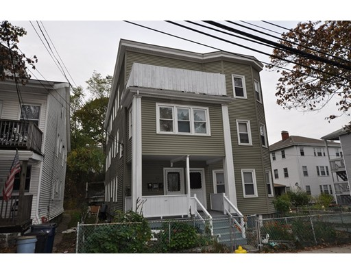 Additional photo for property listing at 4807 Washington Street  Boston, Massachusetts 02132 United States
