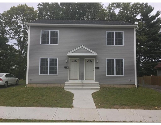 Single Family Home for Rent at 1118 Worcester Springfield, 01151 United States