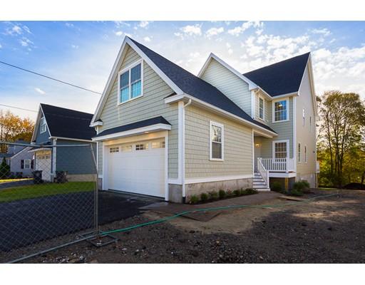 Частный односемейный дом для того Продажа на 2 Border Street 2 Border Street Dedham, Массачусетс 02026 Соединенные Штаты