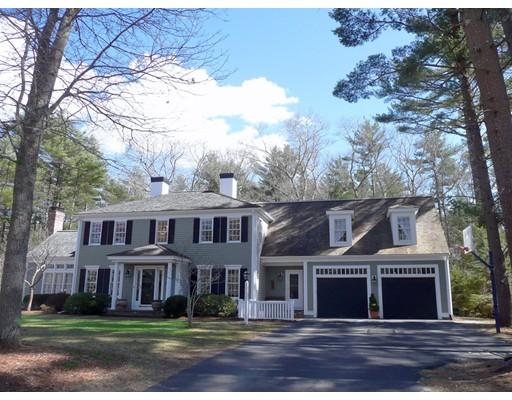 独户住宅 为 销售 在 50 Rogers Way 50 Rogers Way 达克斯伯里, 马萨诸塞州 02332 美国