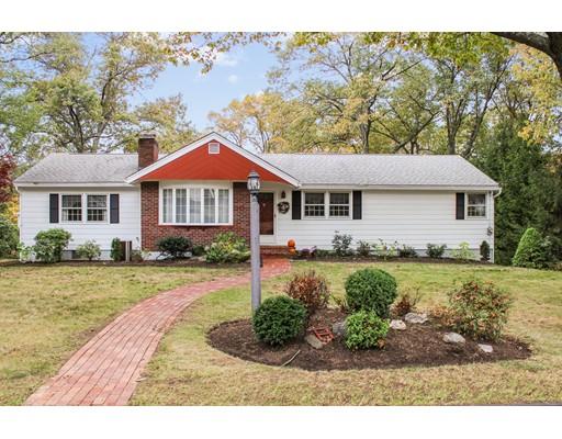 独户住宅 为 销售 在 13 Harris Avenue 什鲁斯伯里, 01545 美国
