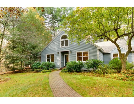 Single Family Home for Sale at 2 Quail Run 2 Quail Run Acton, Massachusetts 01720 United States