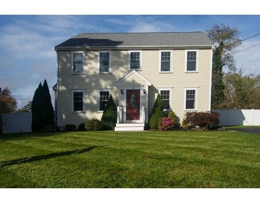 Casa Unifamiliar por un Venta en 9 Pleasant Street 9 Pleasant Street Kingston, Massachusetts 02364 Estados Unidos
