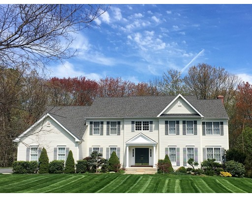 Casa Unifamiliar por un Venta en 5 Bridle Ridge Drive Grafton, Massachusetts 01536 Estados Unidos