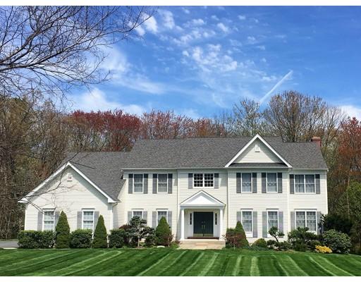 Single Family Home for Sale at 5 Bridle Ridge Drive 5 Bridle Ridge Drive Grafton, Massachusetts 01536 United States