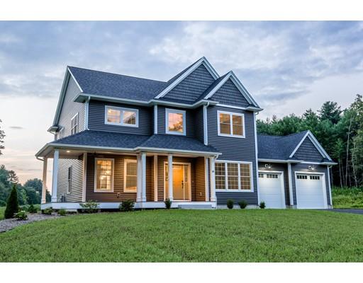 Частный односемейный дом для того Продажа на 10 Pine Street 10 Pine Street Belchertown, Массачусетс 01007 Соединенные Штаты