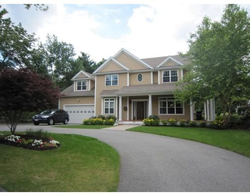 独户住宅 为 出租 在 59 Gilman Road 59 Gilman Road 沃尔瑟姆, 马萨诸塞州 02452 美国