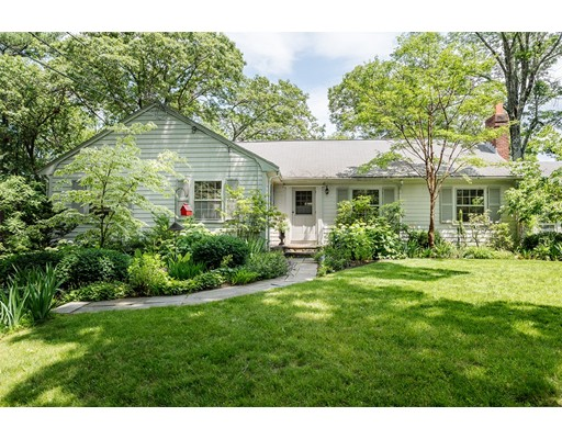 Single Family Home for Sale at 29 Plain Road 29 Plain Road Weston, Massachusetts 02493 United States