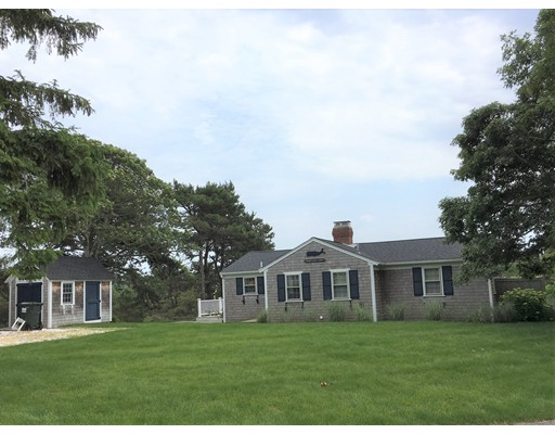 Single Family Home for Sale at 45 Overlook Drive 45 Overlook Drive Chatham, Massachusetts 02633 United States