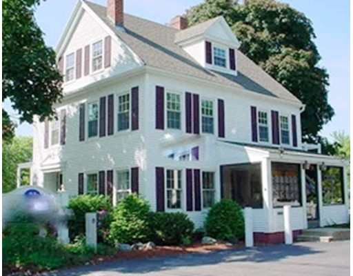 Commercial for Rent at 33 W Main Street 33 W Main Street Georgetown, Massachusetts 01833 United States