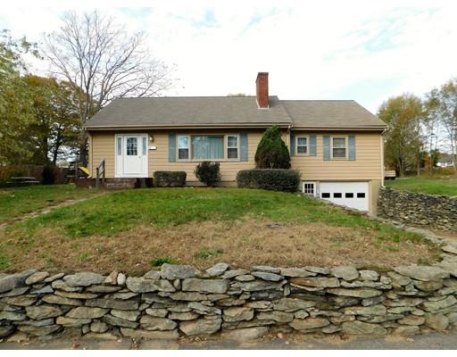 Single Family Home for Sale at 115 Hillside Avenue 115 Hillside Avenue Brockton, Massachusetts 02302 United States