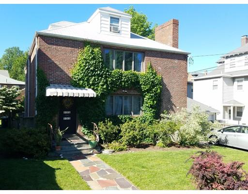 独户住宅 为 出租 在 135 Maplewood Avenue 沃特敦, 马萨诸塞州 02472 美国
