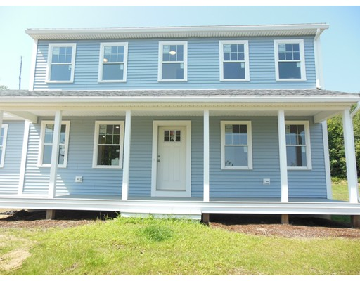Maison unifamiliale pour l Vente à 92 Wales Road 92 Wales Road Brimfield, Massachusetts 01010 États-Unis
