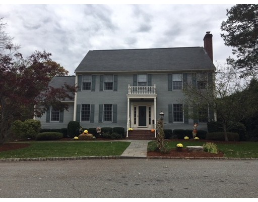 Single Family Home for Sale at 1 Eaton Lane Woburn, Massachusetts 01801 United States