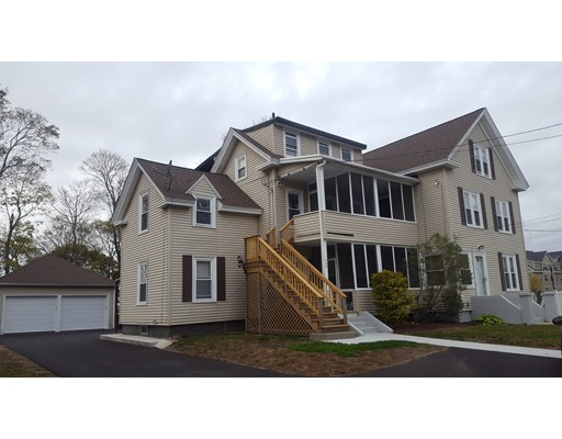 واحد منزل الأسرة للـ Rent في 39 West Street 39 West Street Franklin, Massachusetts 02038 United States