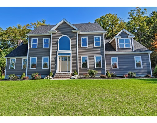 Single Family Home for Sale at 57 Highridge Road 57 Highridge Road Bellingham, Massachusetts 02019 United States