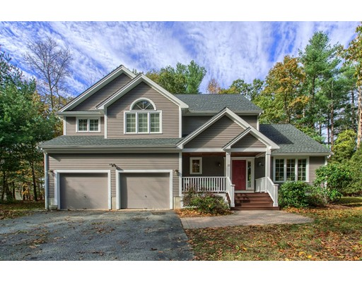 Single Family Home for Sale at 18 Forge Village Road 18 Forge Village Road Westford, Massachusetts 01886 United States