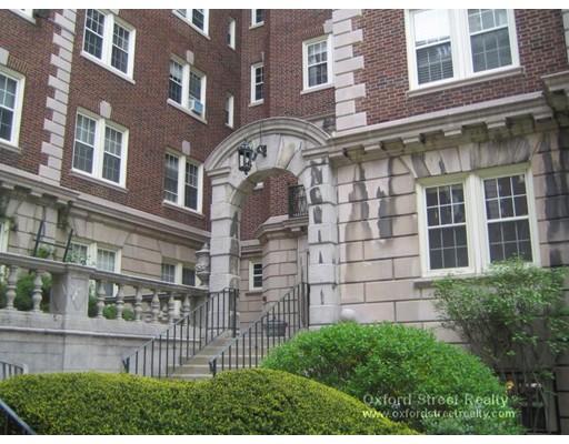 Appartement en copropriété pour l à louer à 5 Arlington #5 5 Arlington #5 Cambridge, Massachusetts 02140 États-Unis