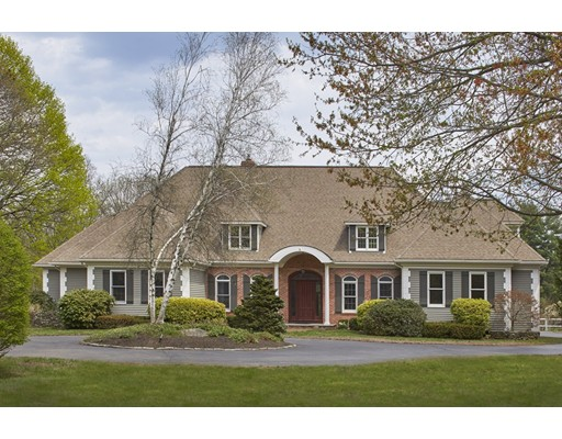 Casa Unifamiliar por un Venta en 6 Dairy Farm Lane 6 Dairy Farm Lane Wayland, Massachusetts 01778 Estados Unidos