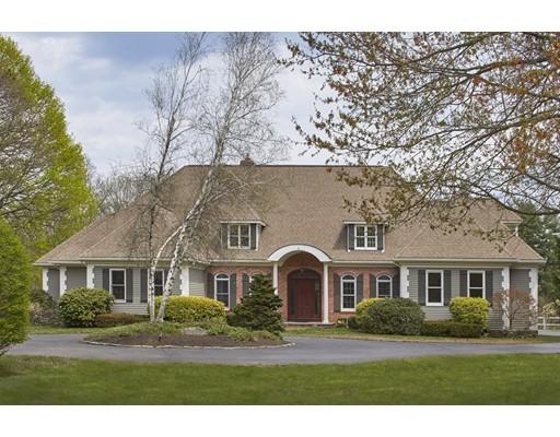 独户住宅 为 销售 在 6 Dairy Farm Lane 6 Dairy Farm Lane 韦兰, 马萨诸塞州 01778 美国