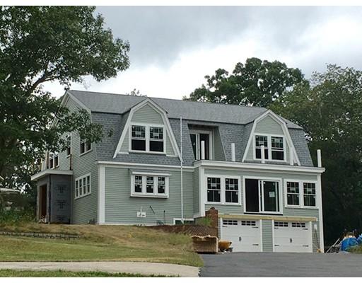 Single Family Home for Sale at 50 Elm Court 50 Elm Court Cohasset, Massachusetts 02025 United States