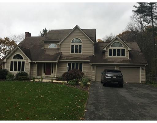 Частный односемейный дом для того Продажа на 605 Warren Wright Road 605 Warren Wright Road Belchertown, Массачусетс 01007 Соединенные Штаты