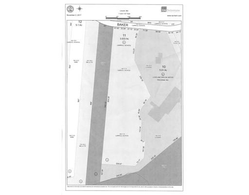 Land for Sale at Baker Bridge Baker Bridge Lincoln, Massachusetts 01773 United States