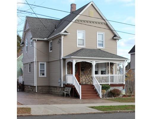 Casa Unifamiliar por un Venta en 42 Hampden Street 42 Hampden Street Ludlow, Massachusetts 01056 Estados Unidos