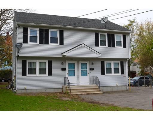 Maison avec plusieurs logements pour l Vente à 433 Lowell Street 433 Lowell Street Lawrence, Massachusetts 01841 États-Unis
